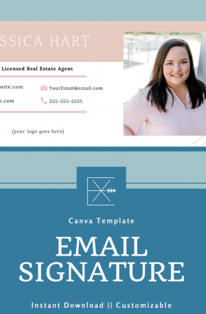 Email Signature Template – Simple
